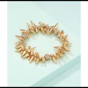 NIB - Renegade Gold bracelet